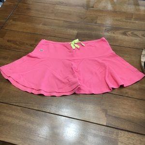 Women's Lacoste Tennis Skirt